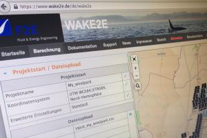 Screenshot Wake2e